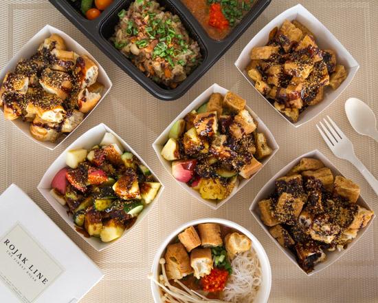 ROJAK LINE, Best Rojak in Singapore, Vegan Rojak, Vegetarian Rojak